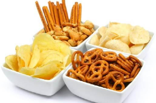 Eating a lot of sweet things in dinner can make you gain weight easily.
