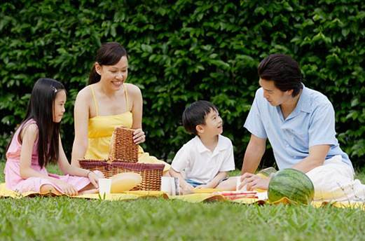 You can go on picnic or attend other entertaining activities to reduce stress and prevent depression.