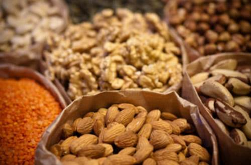 Zinc is mainly found in kinds of grain such as cashew nut, pumpkin seed,…