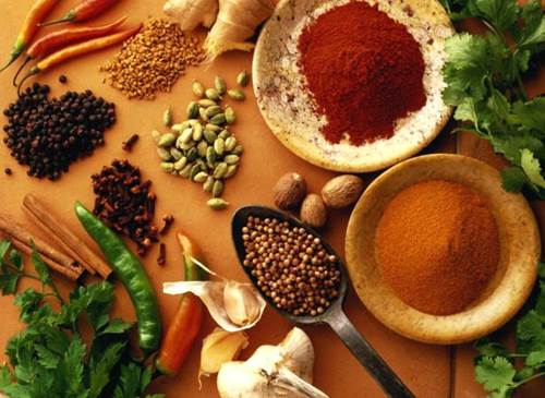 Kinds of spice not only make your dishes attractive but also prevent some diseases.