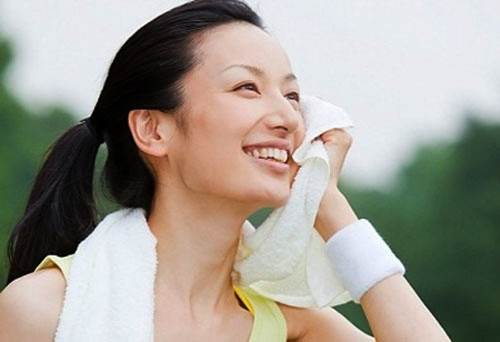 Sweating a lot can make natural detoxifying system of body become weak.