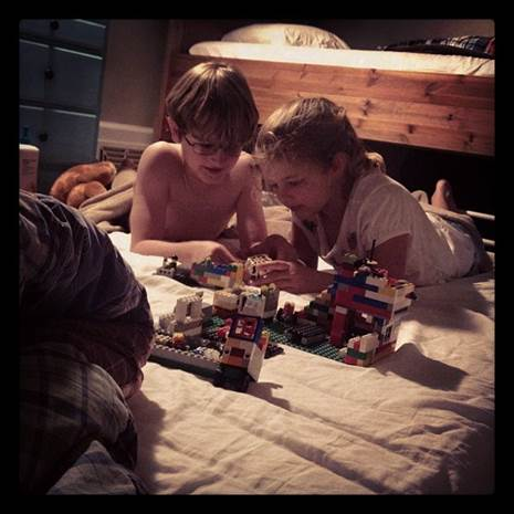 Usually, they are always attracted to games and forget the sleepiness and determinedly refuse going to bed without any concern that it's very late.