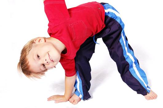 Regular exercise and activities is the best ways to help children avoid diseases and improve temper.