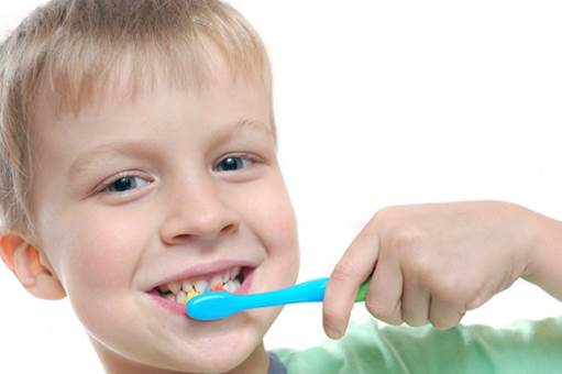 As soon as they're seven, parents should always observe and support children to brush teeth instead of helping them.