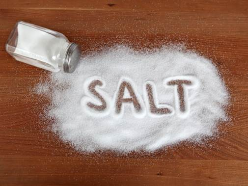 WHO recommended that adults should absorb 2,000 milligram sodium a day.