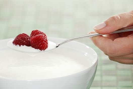 Yogurt will provide nutrients that help respiratory system be obviously improved.