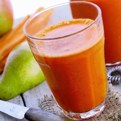 Carrot smoothie is also a good idea for pregnant women.