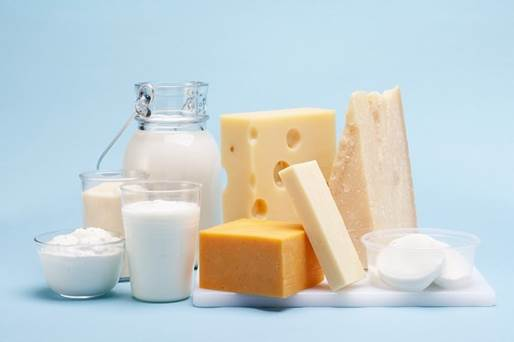 Cheese has lots of calcium and protein that are enough to meet your need.