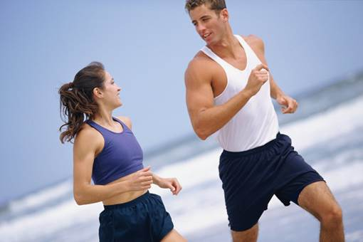 People who have regular exercises have the better life expectancy than people who don't.