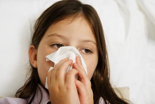 Everyone can be infected to flu anytime.