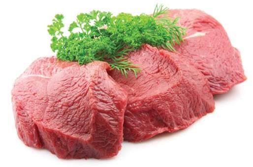 Lean beef provides a rich amount of iron for pregnant women.