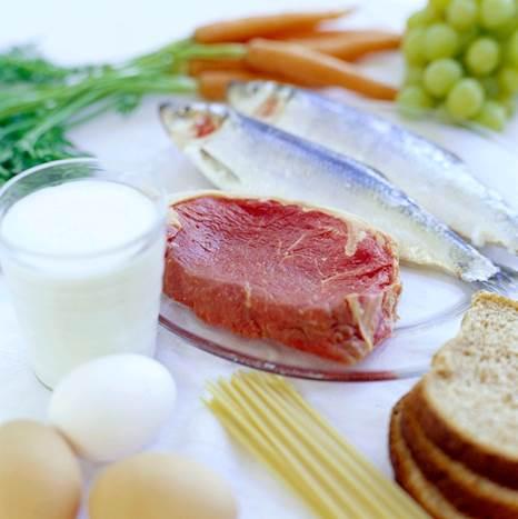 Folic acid contained a lot in foods like animal liver, tomato, dark-green leaf vegetable such as convolvulus, Ceylon spinach, folium sauropi, broccoli…