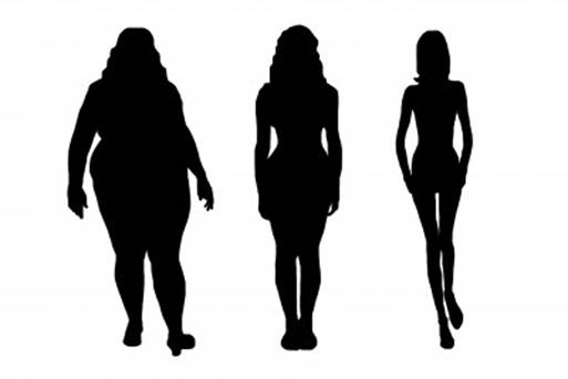 Women should have moderate weight; if they're too fat or thin, it'll be difficult for them to have good conceptions.
