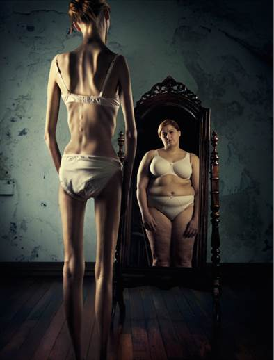 Eating disorders are dangerous for pregnant women.