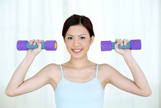 Doing exercise can consume fats in liver to prevent fatty liver effectively.