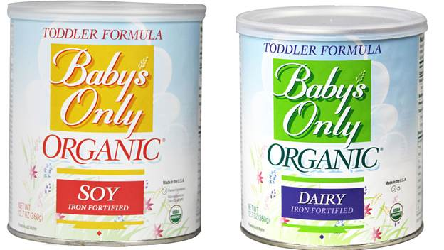 Jay Highman's company makes dairy-and soy-based formulas