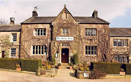 Description: The Yorke Arms – Ramsgill-in-Nidderdale, North Yorkshire
