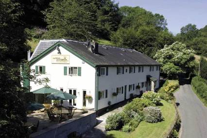 Description: The Crown at whitebrook – Monmouthshire Wales