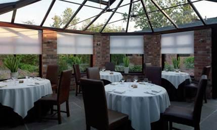 Description: Restaurant Sat Bains
