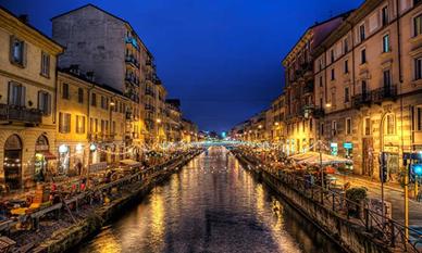 Description: The canals