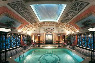 Description: Savoia luxury hotel