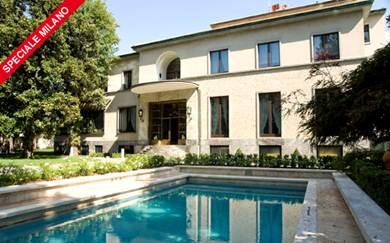 Description: Necchi Campiglio villa