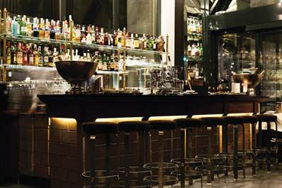 Description: Giacomo Arengario bar