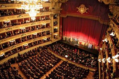 Description: La Scala