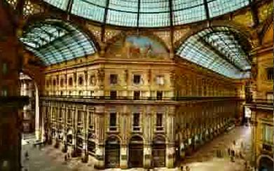 Description: Galleria Vittorio Emanuele II