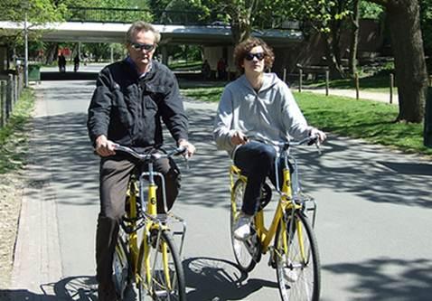 Description: Cycle ride
