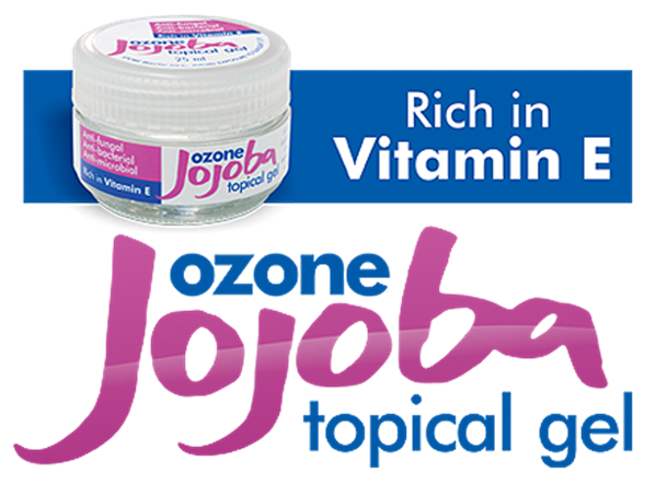 Description: Ozone Jojoba Topical Gel