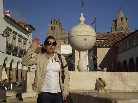 """Description: Evora is sometimes called a cidade-museu (""""museum city"""")"""