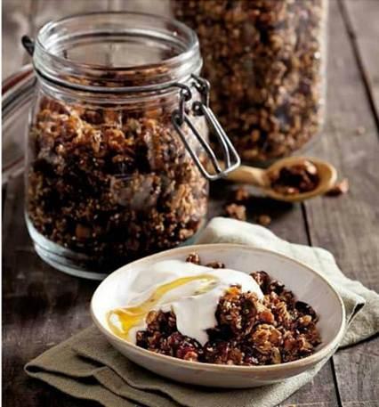 Description: Description: Delicious wheat-free granola