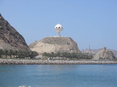 Description: Muscat, Oman