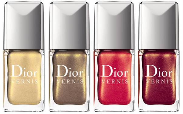 Description: Dior Vernis Haute Couleur Extreme Wear Nail Lacquer