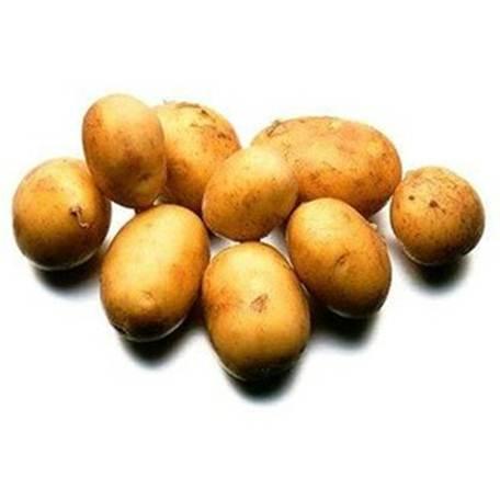 Description: Jersey Royal new potatoes
