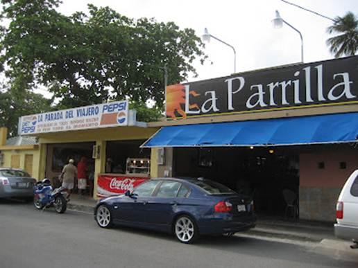 Description: La Parrilla, Puerto Rico