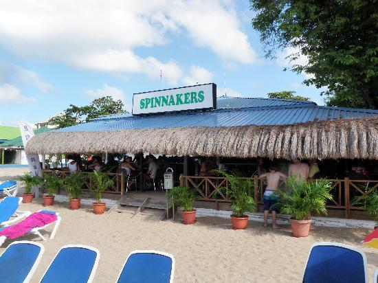 Description: Spinnakers Restaurant