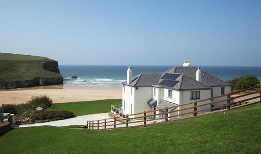 Description: Marver House luxury 6 bedroom holiday house in Cornwall