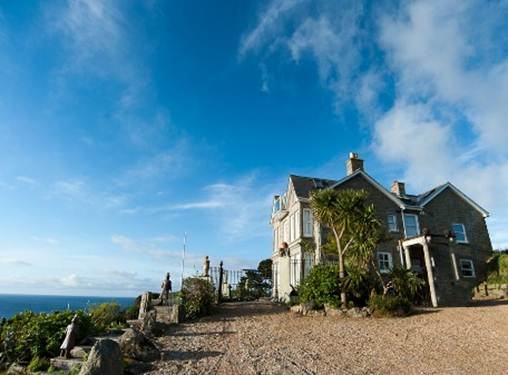 Description: The Beach House, Mousehole