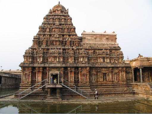 Description: Darasuram Temple