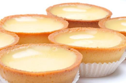 Description: Custard Tart