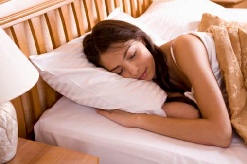 Description: Get enough sleep
