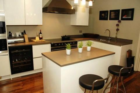 Description: Re-arrange your kitchen