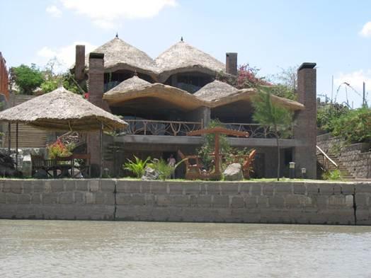 Description: At Kuriftu resort & Spa at Debre Zeit