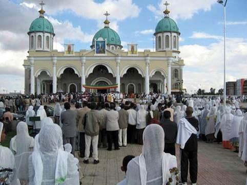 Description: the Orthodox Christians