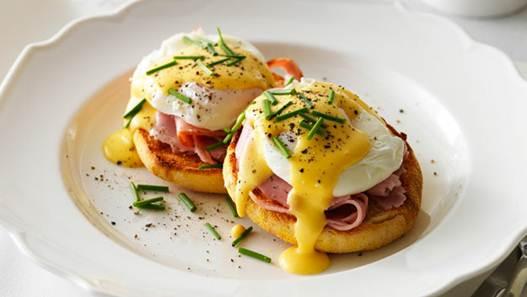 Description: Eggs Benedict