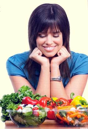 Description: Eating in the right way will help you slow the aging process.