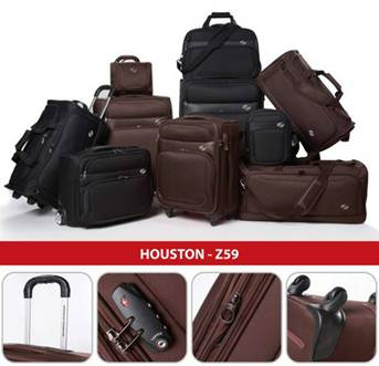 Description: American Tourister Houston