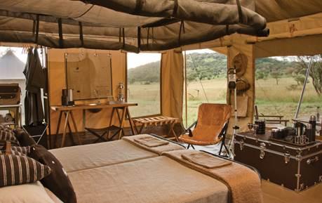 Description: Singita Explore is a return to the very essence of safari.